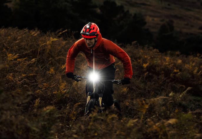 Ako vybrať svetlá na bicykel